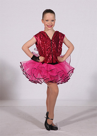 tap-dancer-pink-dress
